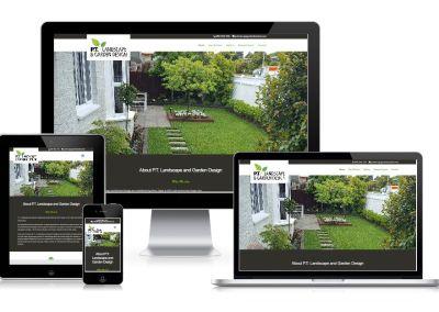 PT Landscape and Garden Design