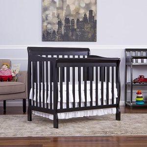 Dream On Me 4 in 1 Aden Convertible Mini Crib