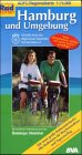 ADFC Regionalkarten, Hamburg und Umgebung: Offizielle Karte des Allgemeinen Deutschen Fahrrad-Club e.V. Alle Radtouren für Wochenendtour und Tagesausflug