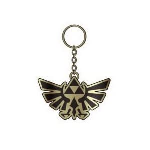 The Legend of Zelda Twilight Princess Triforce Key Chain
