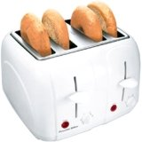 24203 Toaster - Toast - White by PROCTOR SILEX