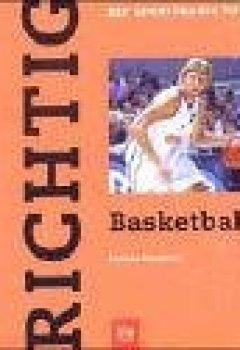 Buchdeckel von Richtig Basketball