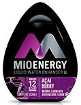 MIO Energy Liquid Water Enhancer Variety Pack - Acai Berry