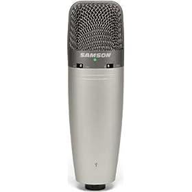 Microphone: Samson CO3