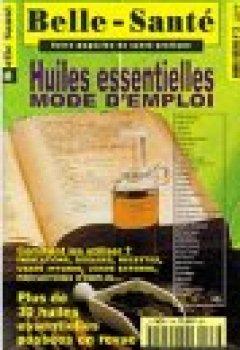 Livres Couvertures de Huiles essentielles : Mode d'emploi, hors-série N°2