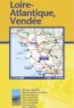 Livres Couvertures de Carte routière : Loire-Atlantique - Vendée, N° 11316