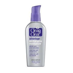 Clean & Clear Advantage Acne Control Moisturizer 4 fl oz (120 ml)