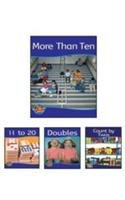 More Than Ten (Viva Easy Maths Learner) (11 To 20, Count By Twos, Doubles)