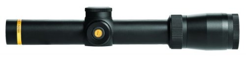 Leupold VX-6 1-6x24mm Rifle Scope, CDS, Matte Black, Illum Circle Dot Post 112319