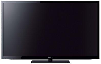 Sony Bravia KDL55HX755 140 cm (55 Zoll) 3D LED-Backlight-Fernseher, Energieeffizienzklasse A+ (Full-HD, Motionflow XR 400Hz, DVB-T2/C2/S2, Internet TV) schwarz
