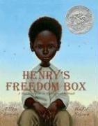"""Cover of """"Henry's Freedom Box (Caldecott ..."""