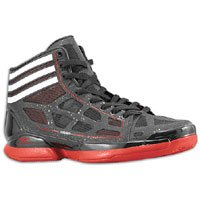 Buy Adidas - Adizero Crazy Light Mens Shoes In Black / Running White/ Red, Size: 9 D(M) US Mens, Color: Black / Running White/ Red