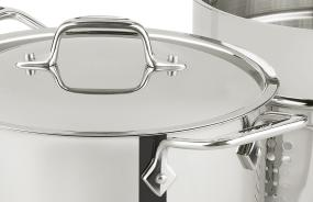 All-Clad Stainless Steel 6-Quart Pasta Pot