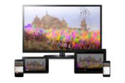 Con el reproductor multimedia HDMI Google Chromecast es posible enviar contenido online en streaming desde smartphones, tablets y ordenadores al televisor
