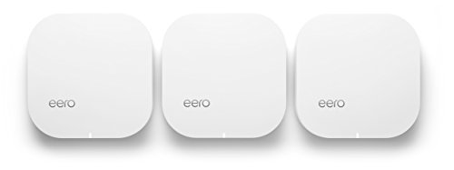 eero Home Wi-Fi System (Pack of 3)