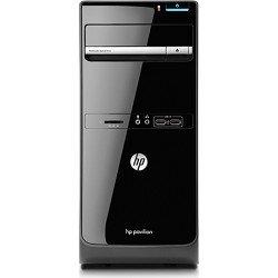 HP Pavilion p6-2110 Desktop (Glossy Black)