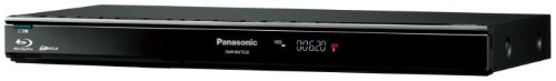 Panasonic DIGA HDD搭載ハイビジョンブルーレイディスクレコーダー 1TB DMR-BWT620-K