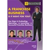Rich Dad's Franchise CD