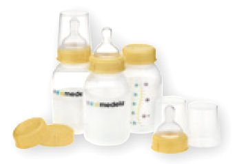 Medela-Breastmilk-Bottle-Set-Yellow