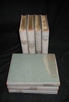 Livres Couvertures de Romans nouvelles en 7 vol. : aphrodite - les chansons de bilitis - la femme et le pantin - archipel - sanguines - les aventures du roi pausole - ... 258+210+166+248+218+340+190 pp. 7, 230 kg