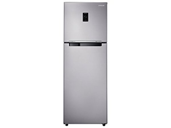 Samsung RT33JSRYESA Frost-free Double-door Refrigerator (321 Ltrs, 4 Star Rating, Metal Graphite)