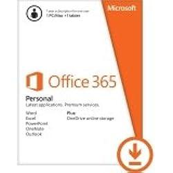 MICROSOFT QQ2-00092 OFFICE 365 PERSONAL 32/64