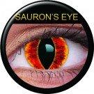 Farbige Kontaktlinsen crazy Kontaktlinsen crazy contact lenses Saufrons Eye rot red 1 Paar inkl. 60ml Kombilösung und Kontaktlinsenbehälter! Halloween!