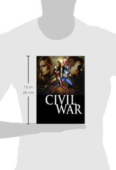 Livres Couvertures de Civil War: Fantastic Four