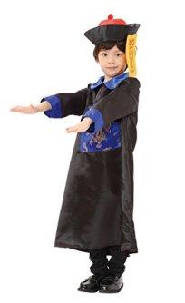 キョンシー キッズコスチューム 男の子 120cm