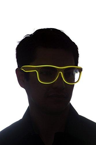 GlowCity Light Up Sunglasses