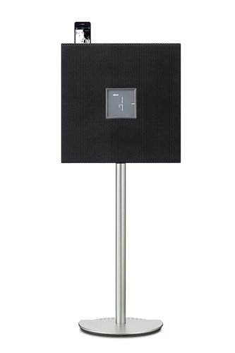 Yamaha Restio ISX 800 Integrated Audio System (CM/MP3-Player, UKW-Tuner, USB 2.0) schwarz