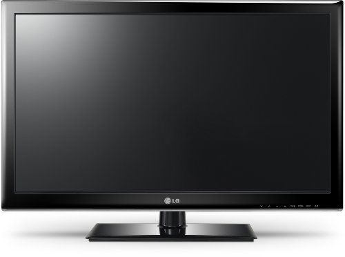 LG 32LS340S 81 cm (32 Zoll) LED-Backlight-Fernseher, Energieeffizienzklasse A (HD-Ready, 100Hz MCI, DVB-T/C/S) schwarz
