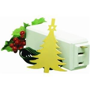 Christmas Tree Lights On/Off Control Ornament