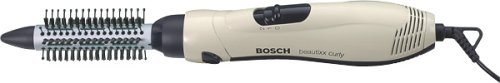 Bosch PHA 2000 Warmluft-Stylingbürste Beautixx Curly / 400 Watt / elfenbein/grau