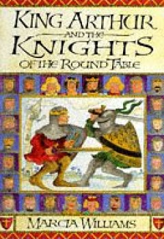 Livres Couvertures de King Arthur And The Knights Of The Round