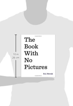 Livres Couvertures de The Book with No Pictures