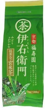 伊右衛門 抹茶入り玄米茶 200g