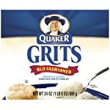 Pepsico Regular Whole Grits, 1.5 Pound -- 12 per case.