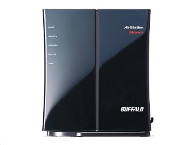 BUFFALO 11n/g/b対応 無線LANルーター WHR-G301N/N [フラストレーションフリーパッケージ(FFP)]
