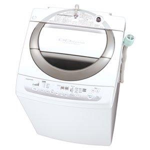 東芝 7.0kg 全自動洗濯機 ピュアホワイトTOSHIBA AW-70DM-W
