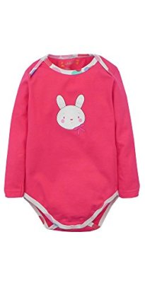 Baby-Girls-Bodysuits-Lovely-Bunny-24-Months