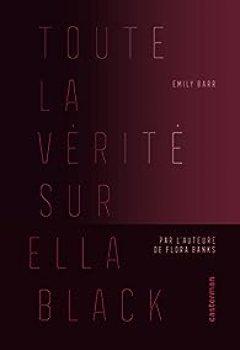 Livres Couvertures de Toute La Vérité Sur Ella Black