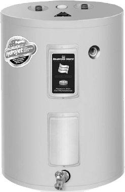 Bradford White M230l6ds 1ncww 30 Gallon Electric Water Heater