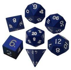 Polyhedral Dice- Metal