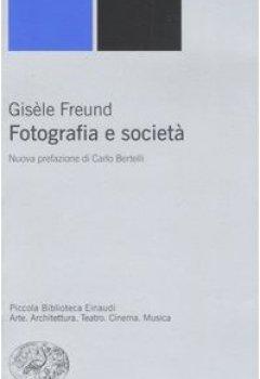 Copertina del libro di Fotografia e società