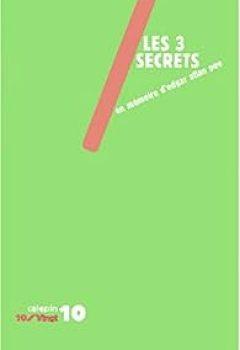 Livres Couvertures de Les 3 Secrets : Tome 1, En Mémoire D'Edgar Allan Poe