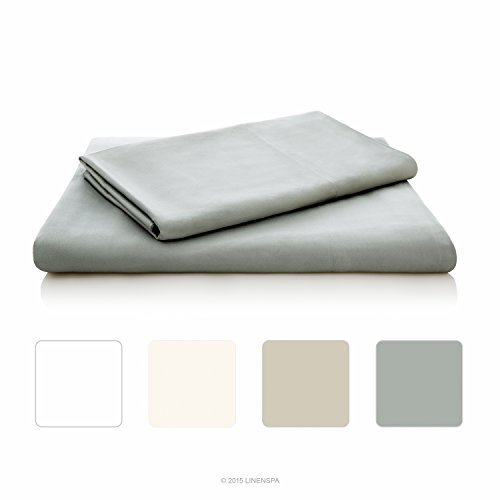 LINENSPA Ultra Soft Luxury 100% Rayon from Bamboo Sheet Set