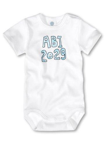 Sanetta Unisex - Baby Babybekleidung/ Unterwäsche/ Bodys Body kurzarm 321179