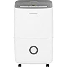 Frigidaire FFAD5033R1 Energy Star Dehumidifier with Effortless Humidity Control, 50 pint