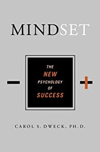 """Cover of """"Mindset: The New Psychology of ..."""